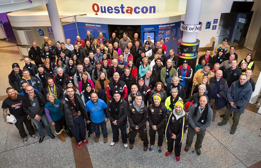 Canberra CEO SLEEPOUT at Questacon - Thursday, 23 June 2016 - 09.52PM